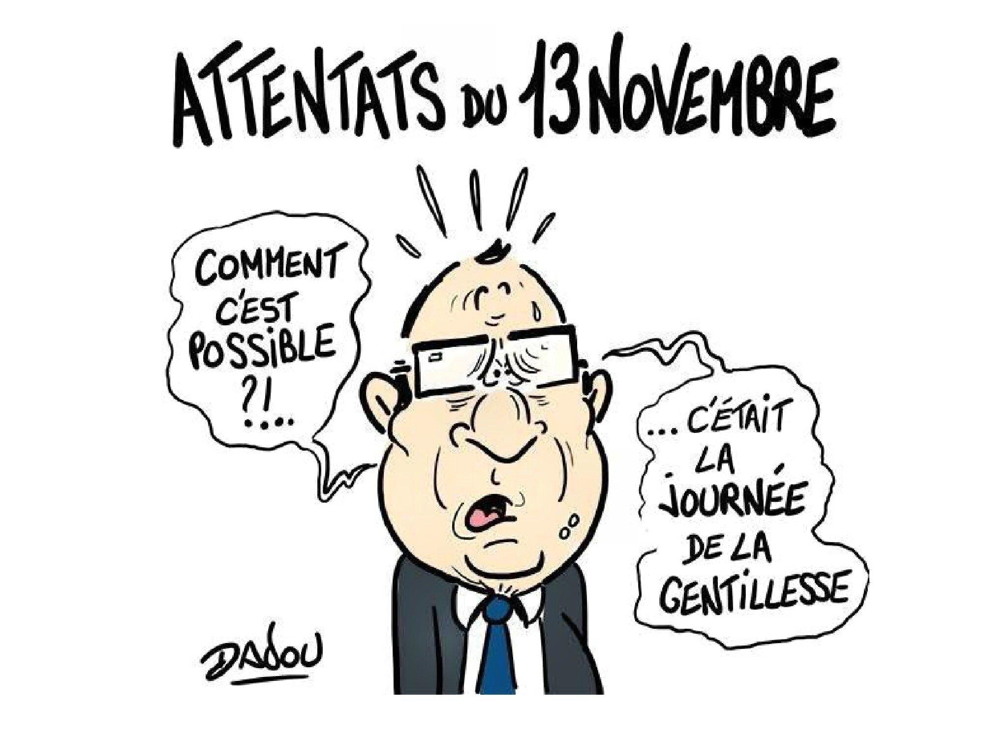 HOMMAGE des dessinateurs aux victimes des attentats de Paris 13 novembre 2015 (12)