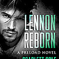 ** review ** lennon reborn (preload #4) by scarlett cole (arc)