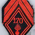 170e RI Losange de bras de caporal appelé