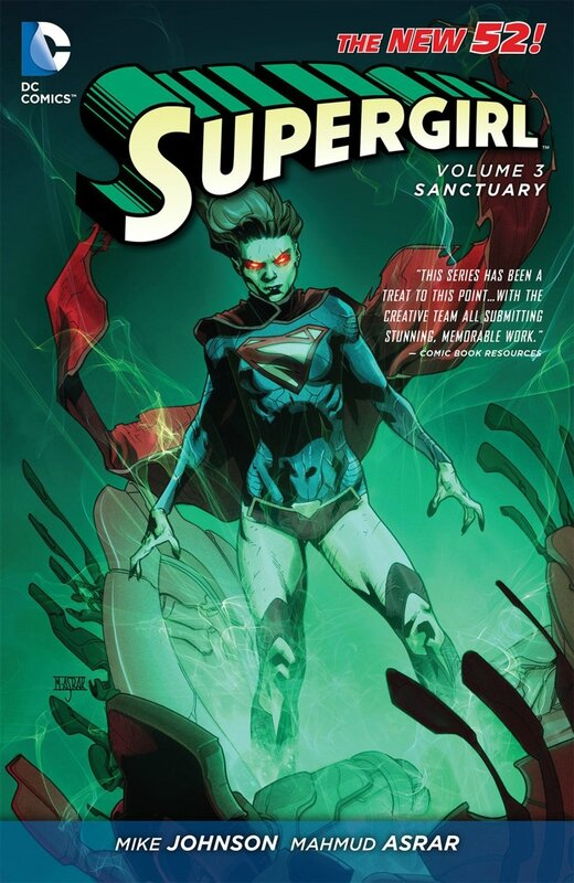 supergirl vol 3 sanctuary TP
