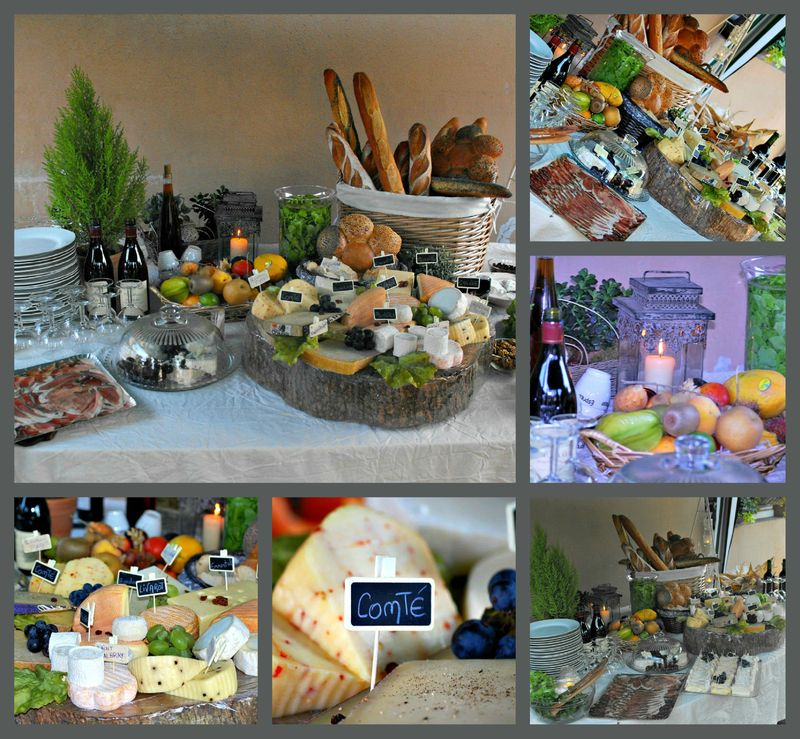 montage alimentaire