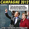 Sarkozy au kärcher contre les spéculateurs ?