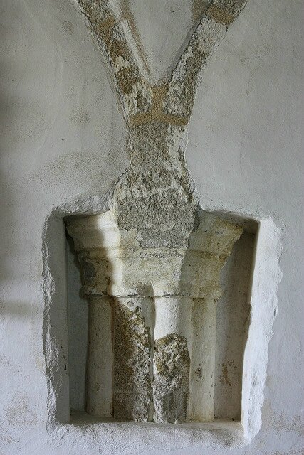 Colonne primitive Chapelle ND de Penhors