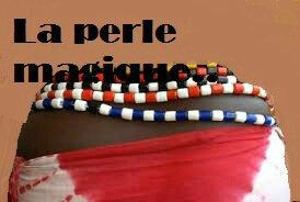 LA PERLE MAGIQUE D'AMOUR DU GRAND MAITRE DJANTA