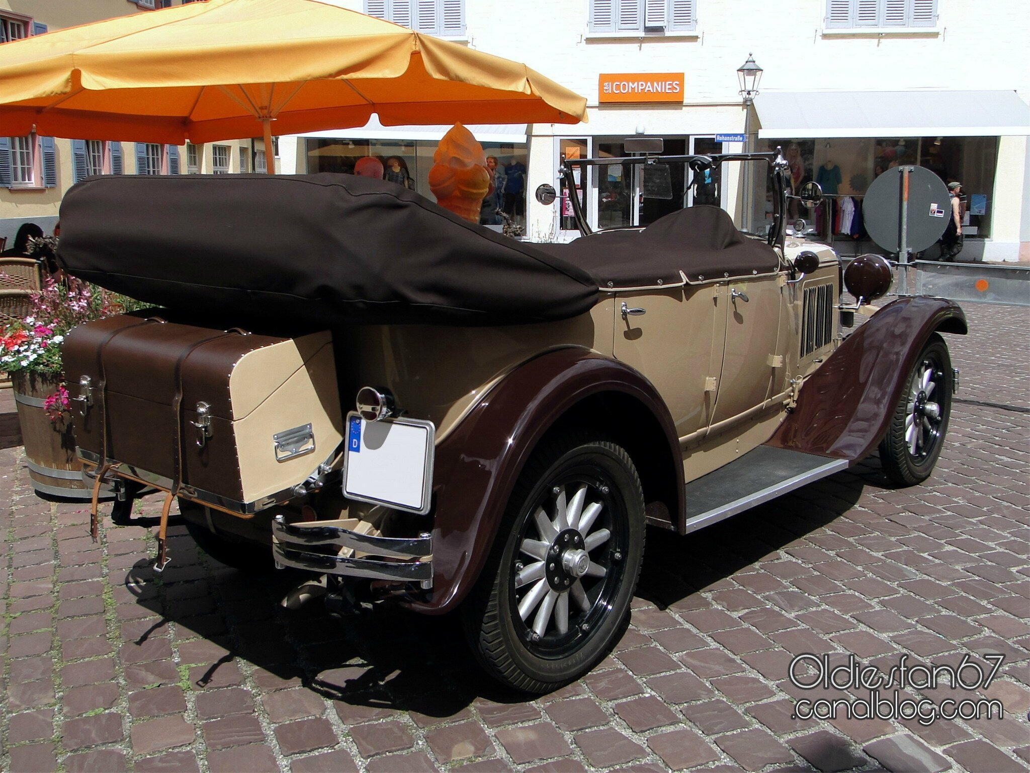 dodge brothers victory six sport phaeton