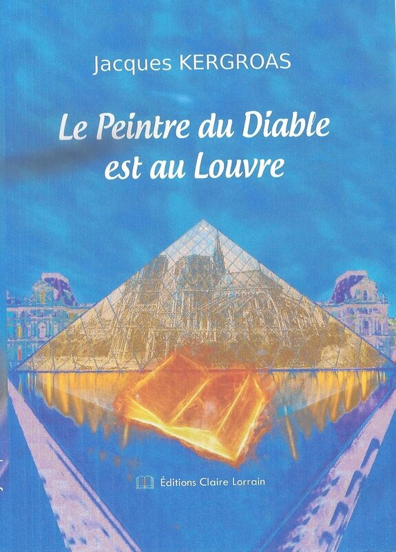 Couverture face le Peintre du Diable