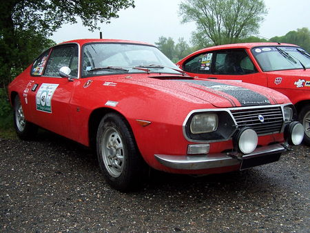 LANCIA Fulvia Sport Zagato 1600 1