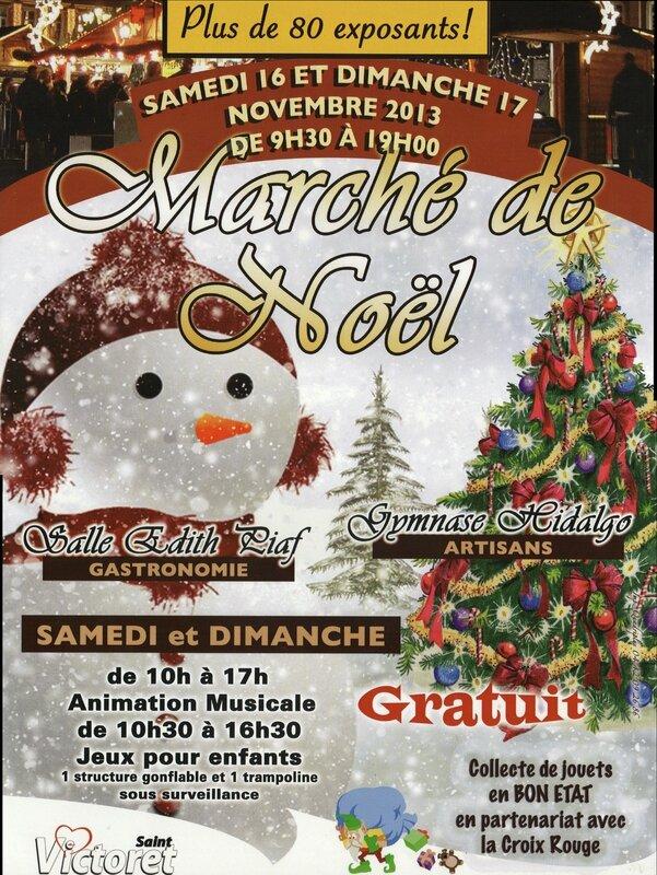 2013 11 16 Marché Noël