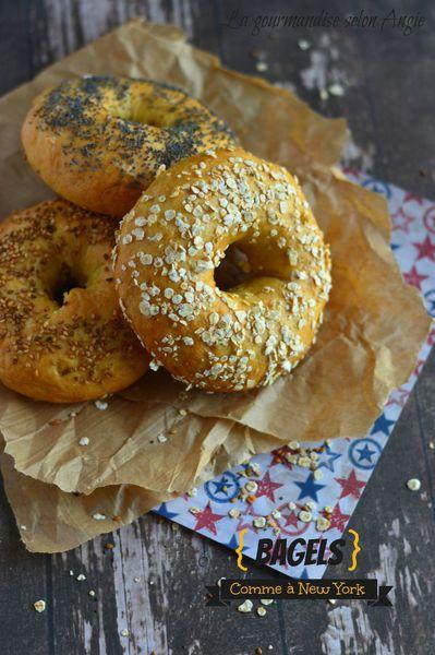 recette de bagels maison 1