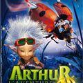 Visuel Arthur, l'aventure 4D Bienvenue chez les Minimoys
