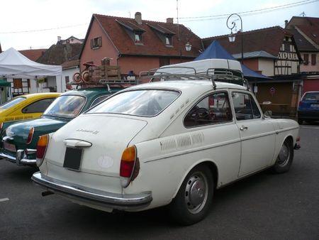 VOLKSWAGEN VW 1600TL type 3 fastback Molsheim (2)