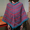 Poncho pour colombe