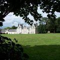 Le château de la gournerie -loire atlantique-