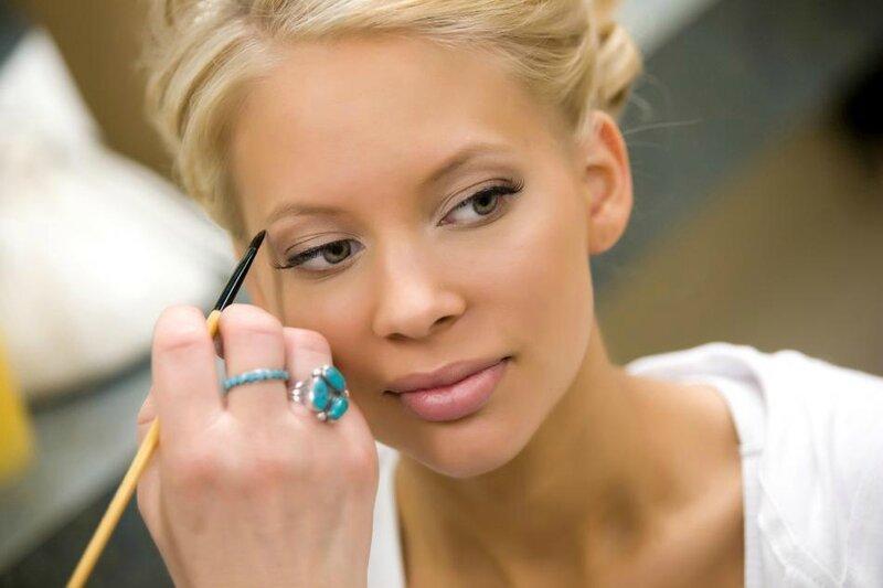 maquillage de mariée jour J