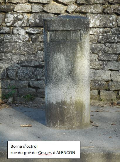 Le 9 septembre 1790 à Mamers : droits d'aide, suite mais pas fin.