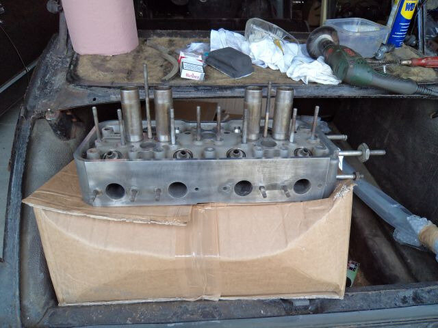 nettoyage moteur soupapes cylindres 025