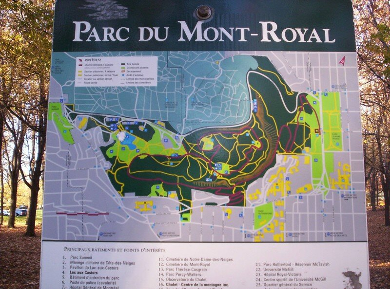 Mont royal 21oct 088