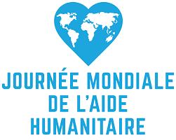 """Résultat de recherche d'images pour """"journée mondiale de l'aide humanitaire 2019"""""""