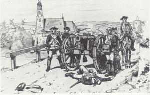 Horse Artillery Modèle