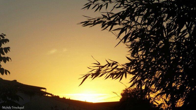 Lever de soleil 100916