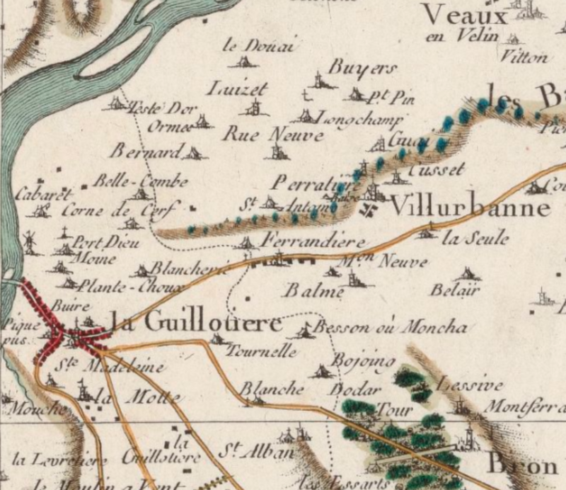 kt César-François Cassini de Thury 118 guille