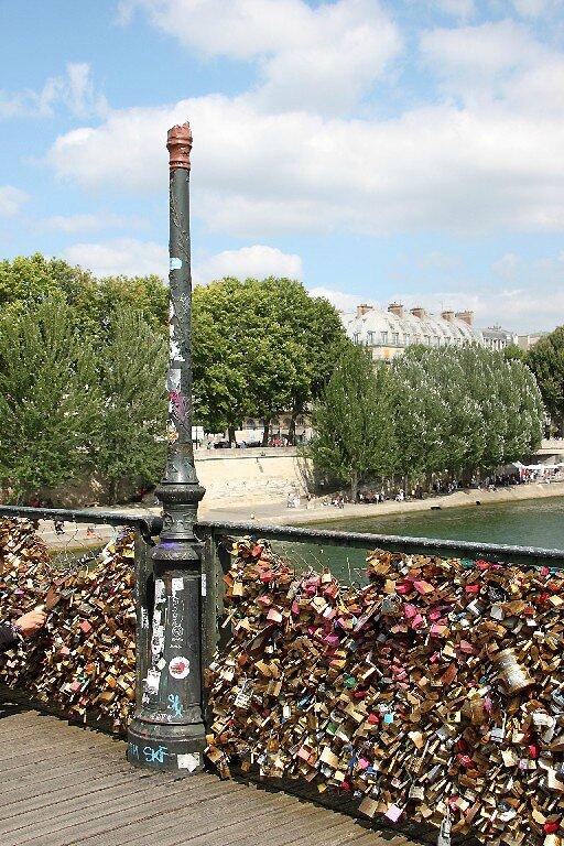 Cadenas Pont des arts_4944