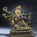 Divine demons: wrathful deities of buddhist art @ the norton simon museum