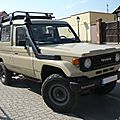 TOYOTA Land Cruiser 75 Troopie Lipsheim (1)