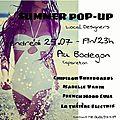 Summer pop-up tour #2