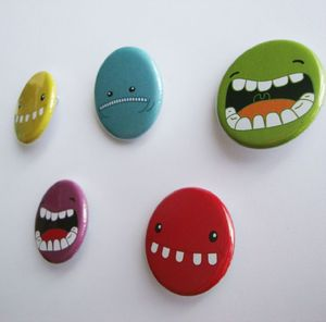 badges monstres 2