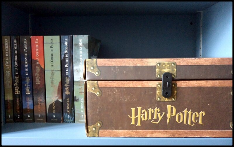 TAG Harry Potter Cam&Drey bricolent