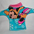 (x18x) Collection MINNIE MOUSE. Habits de poupée ...