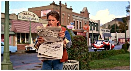 Boutique Hill Valley1955