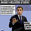 La france ( en faillite ) a encore emprunté 9 milliards aujourd'hui !