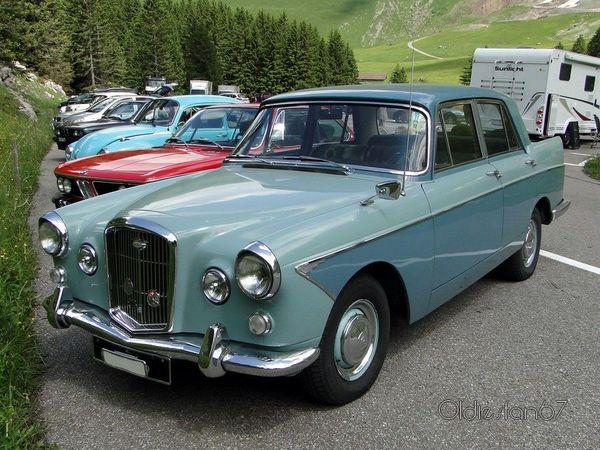 wolseley 699 1959 1961 1