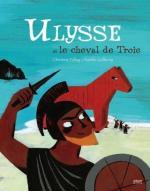 Ulysse et le cheval de Troie couv