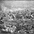 Morot, La bataille de Reichshoffen, 6 août 1870