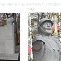 Sculpture square des cuirassiers