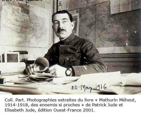 Mathurin méheut 1916