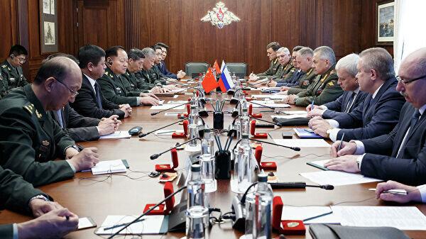 Réunion de la commission mixte militaro-technique