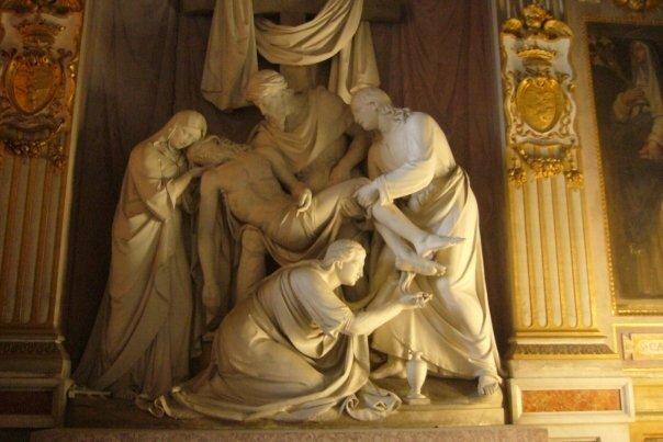 roma chiesa trinita dei monti