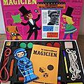 Le Merveilleux Magicien - Fernand Nathan - 1970
