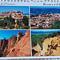 Roussillon - villages