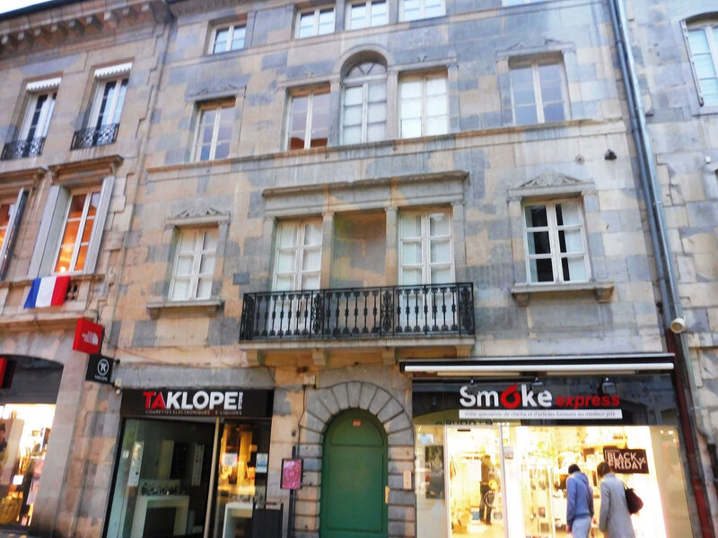 marnotte 1,3,5 rue Moncey
