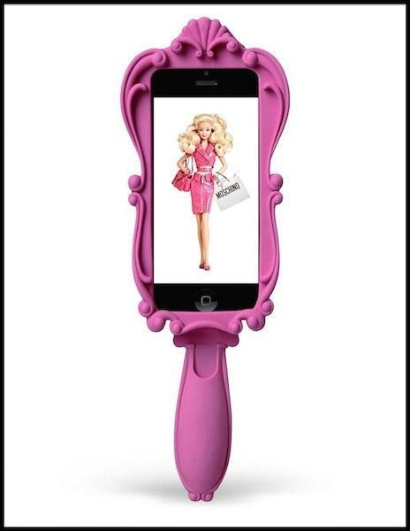 moschino miroir barbie 2