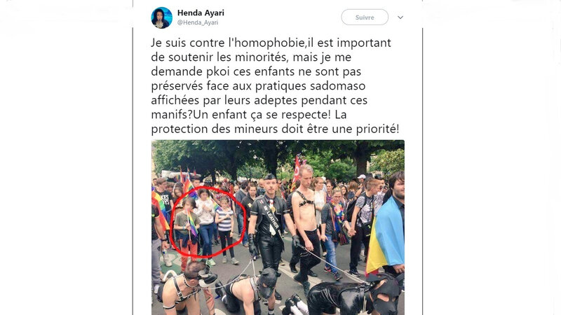 HendaAyariHomophobie