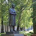 Statue du sculpteur Vigeland