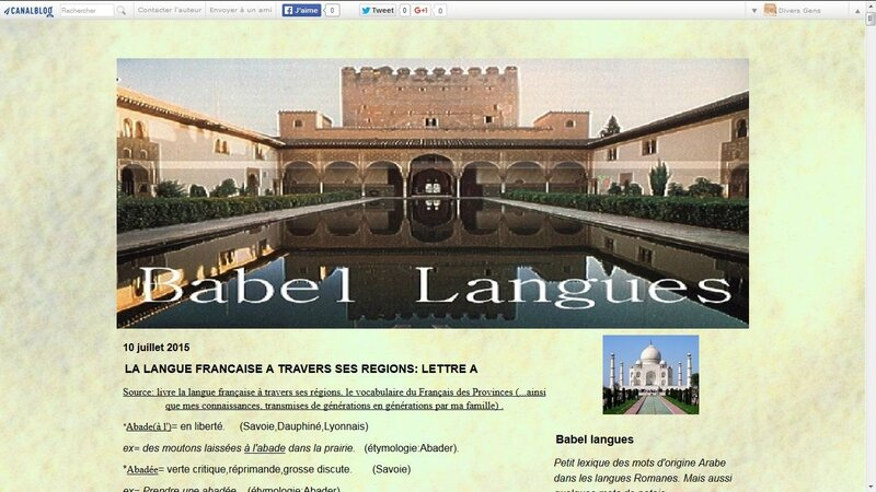 Babel Langues