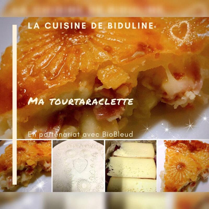 Ma tourtaraclette