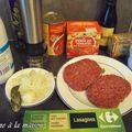 Mes lasagnes alla bolognese